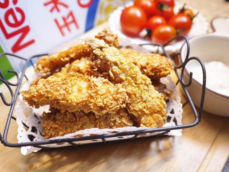咔啦鮮魚條『雀巢玉米脆片』