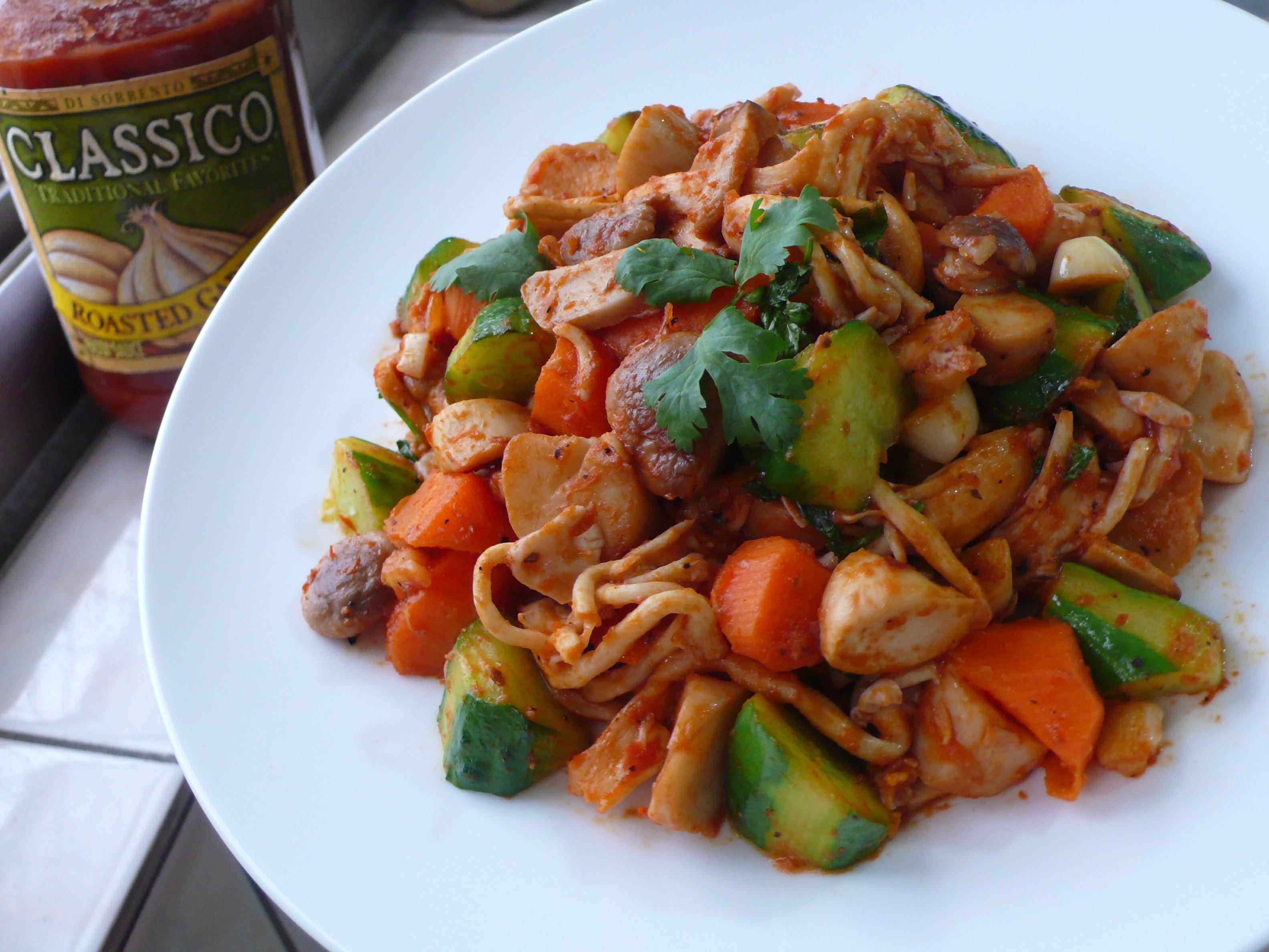 義式燉時蔬_CLASSICO義麵醬