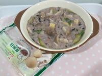 奶油玉米菇菇紫米燉飯*好菇道美味家廚