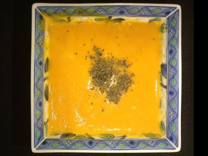 15分鐘完成美味養生、美顏的南瓜金湯