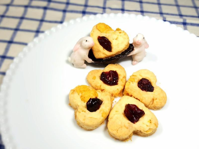 【椰子脆片一口酥餅】雀巢玉米脆片