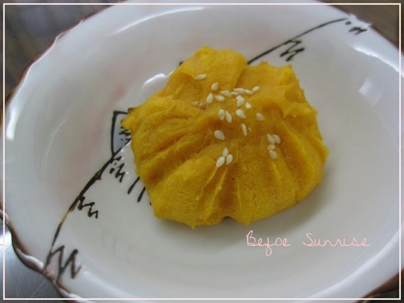 [7 Bakery] 台灣蕃薯變身日式點心之茶巾地瓜燒