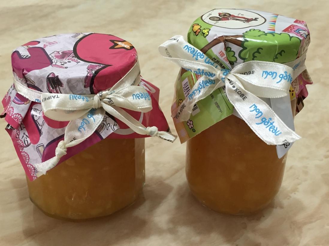 鳳梨蘋果果醬