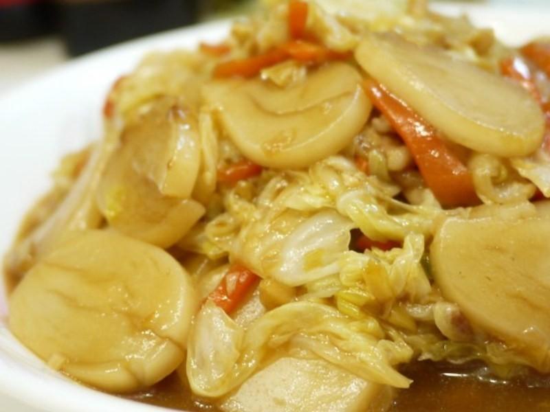 力力隨意煮-白菜(上海)炒年糕