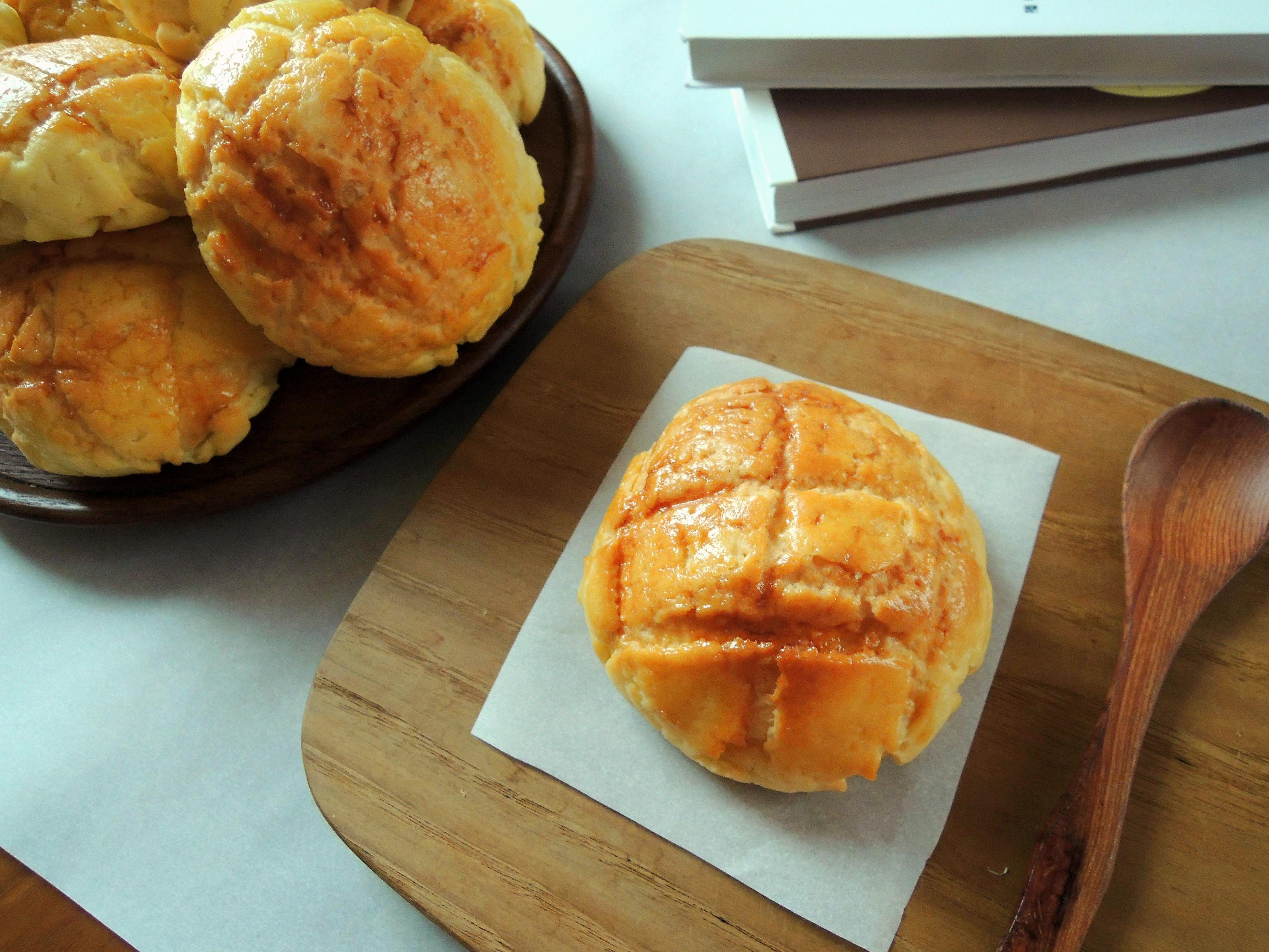 菠蘿麵包(參考Carol版本)