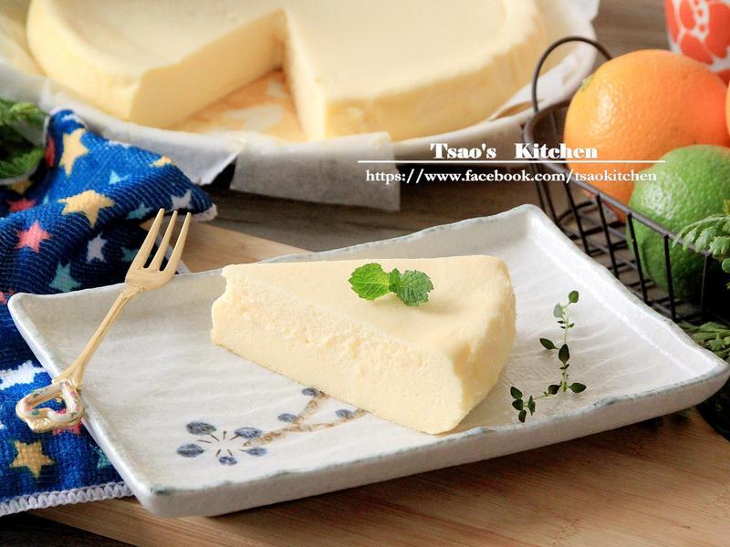 平底鍋作輕乳酪蛋糕【Spring平底鍋】