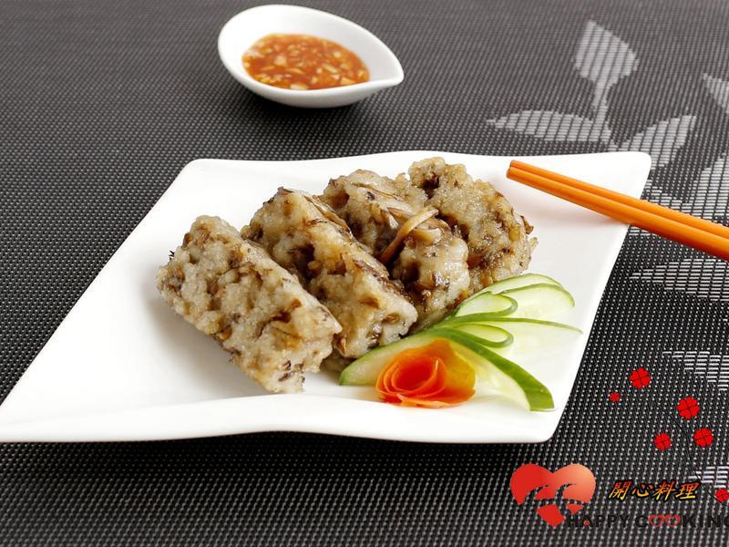 舞菇米飯糕_好菇道美味家廚