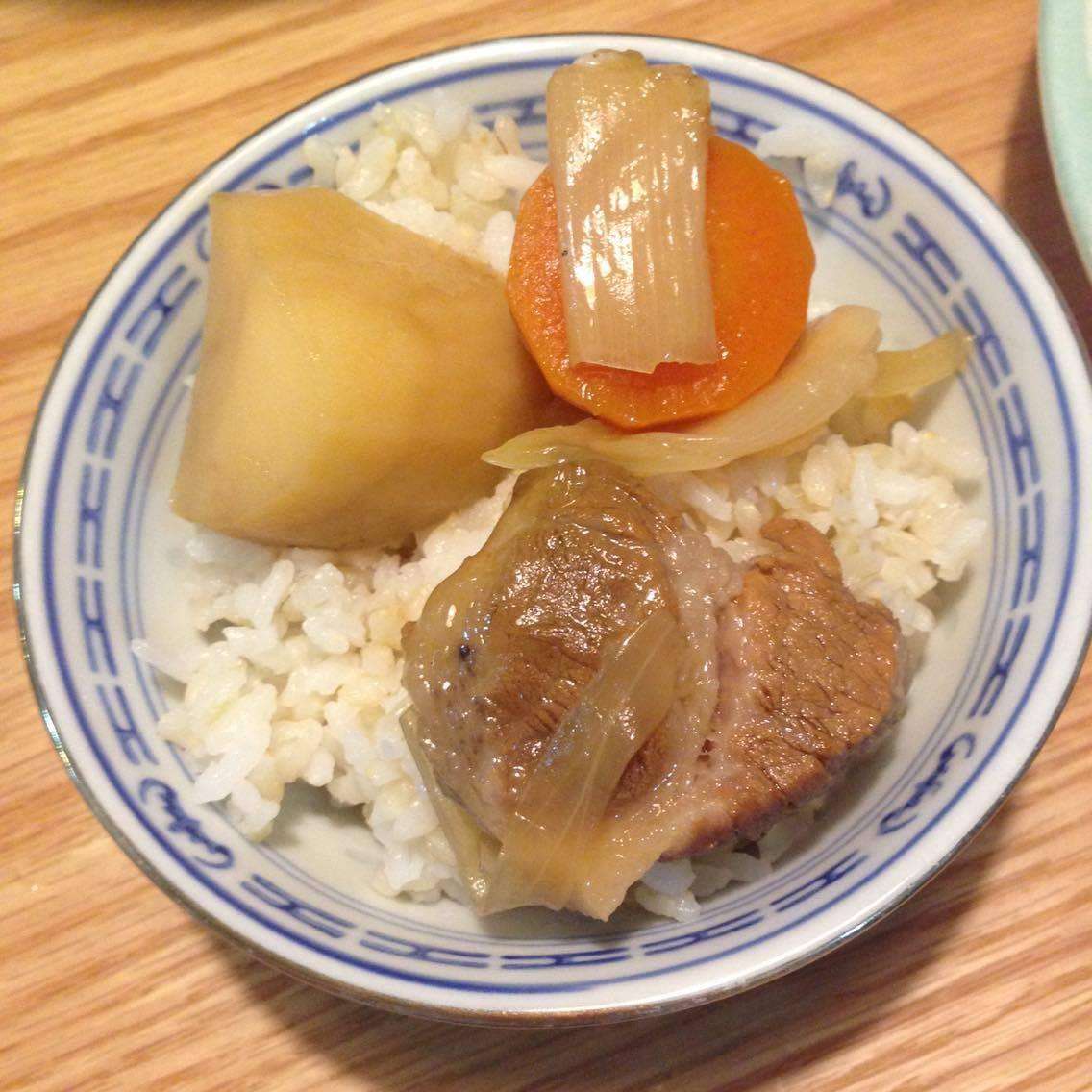 超下飯香噴噴 日式馬鈴薯燉肉