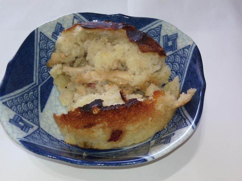 免揉麵包初體驗推薦版----談水粉比