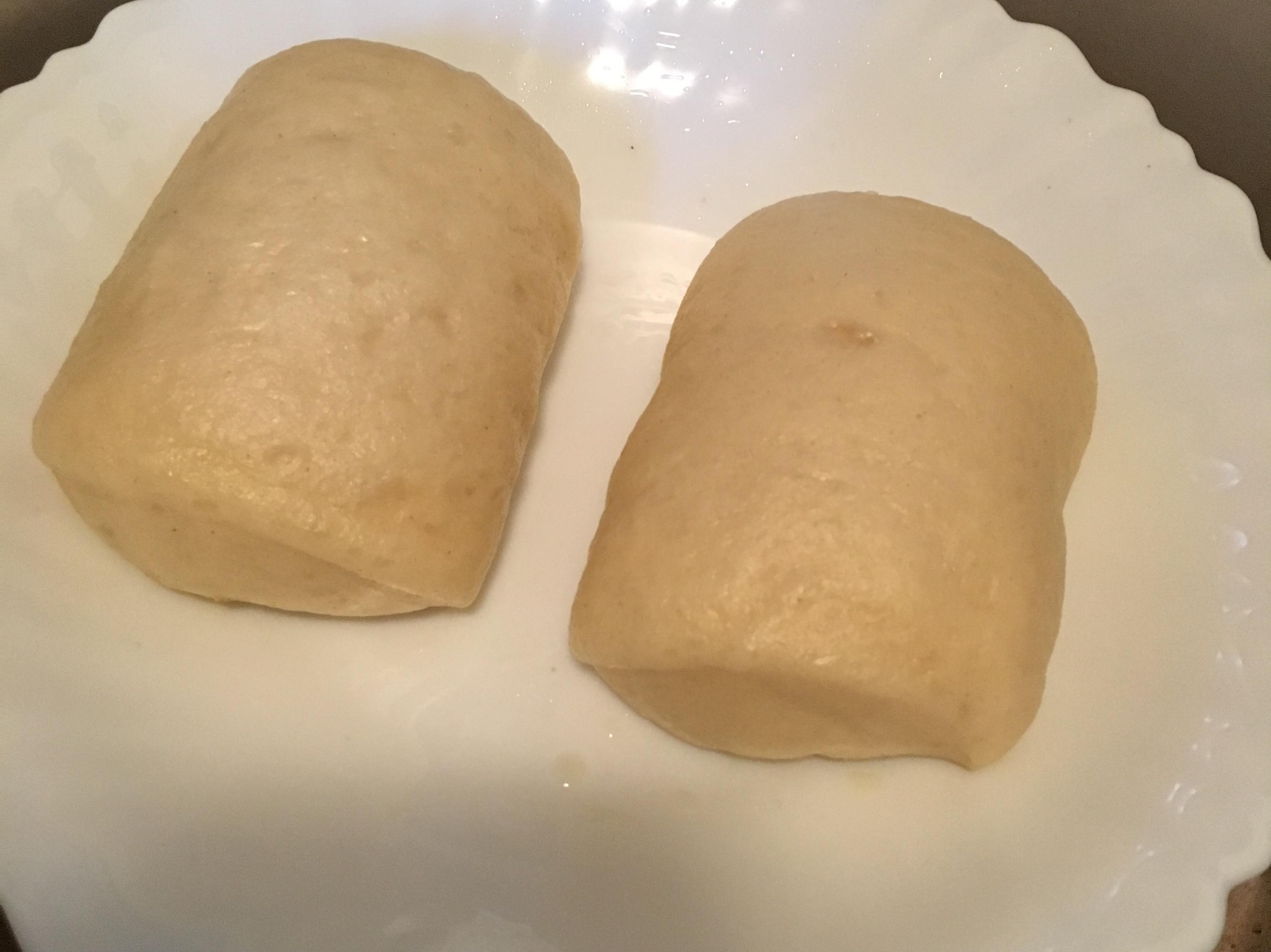 牛奶饅頭(從揉麵團到用電鍋蒸)