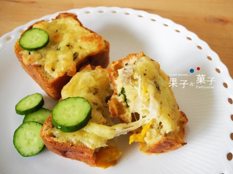 果子菓子 ♥ 法式香料蔬菜鹹蛋糕