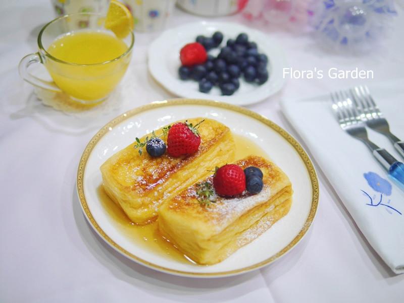 日本大倉飯店最好吃的法式吐司