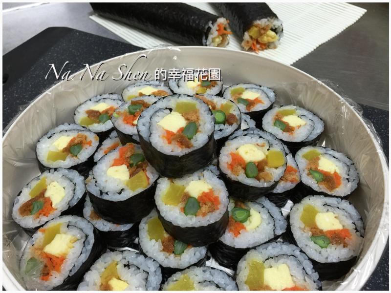 紫菜壽司卷