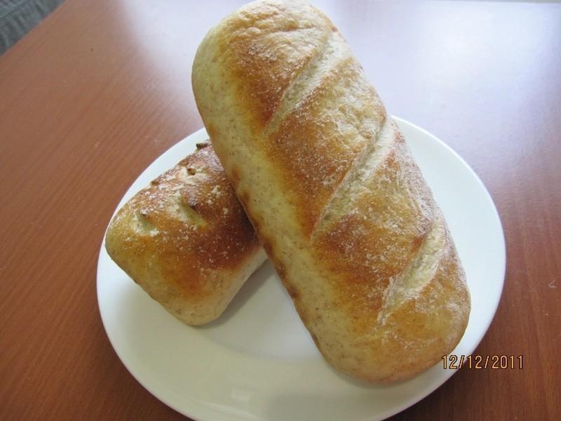 乳酪肉鬆歐式鄉村麵包