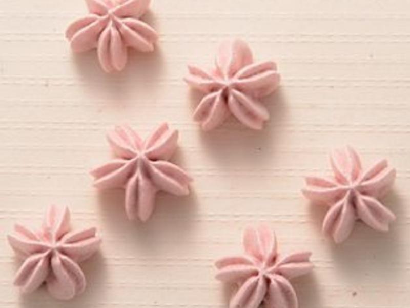 【Tomiz小食堂】櫻花蛋白馬林糖