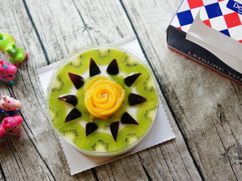 鮮果乳酪蛋糕