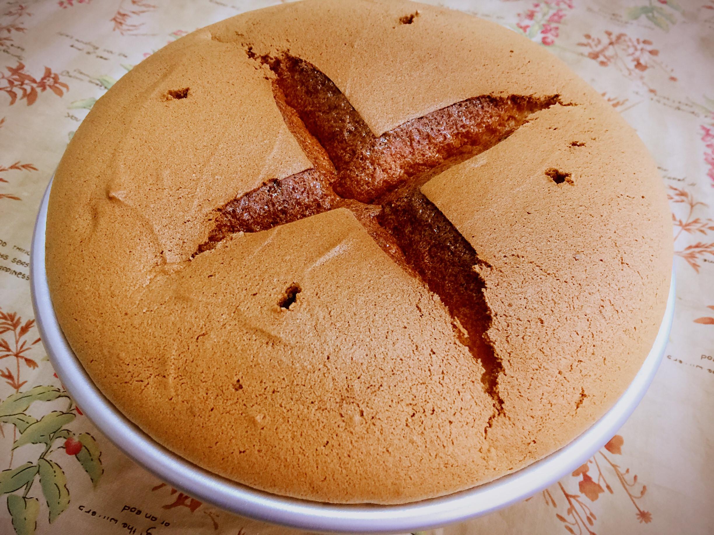 柳丁果醬戚風蛋糕