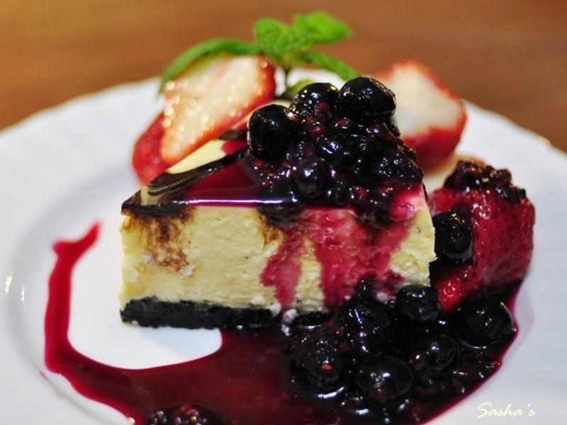 滑順綿密的重乳酪蛋糕~使用酸奶油大大加分!