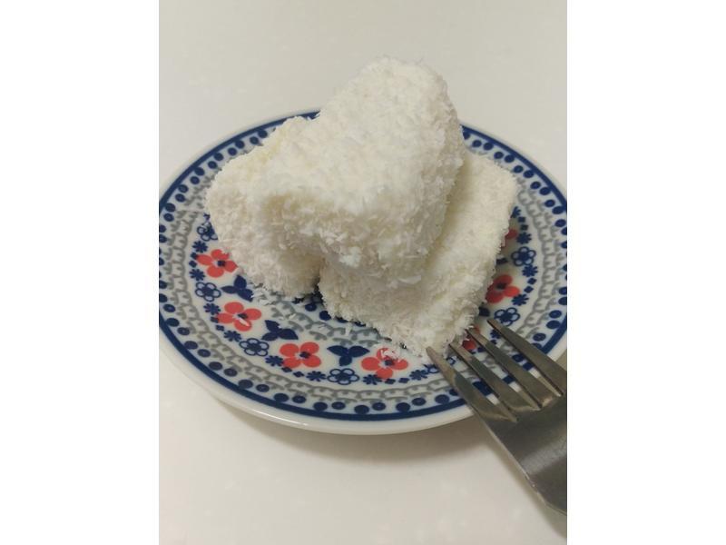 鮮奶雪花糕