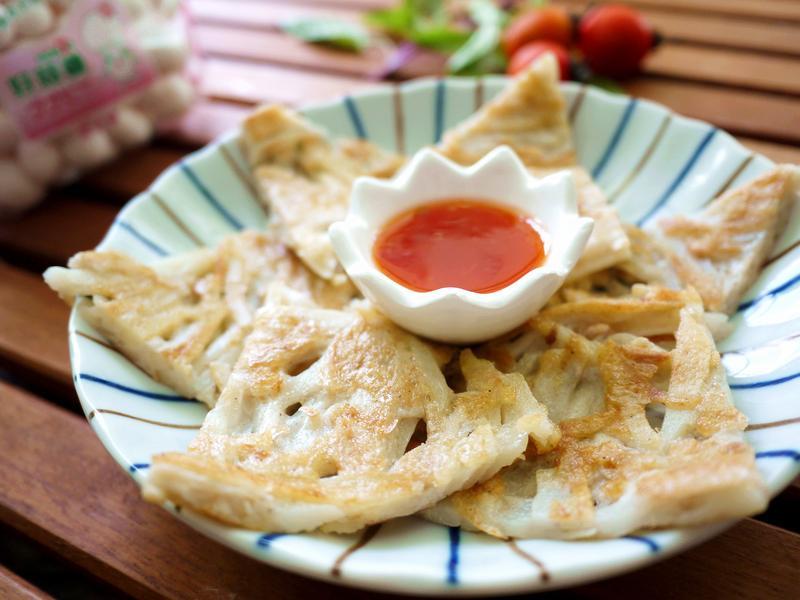 馬鈴薯菇菇煎餅_好菇道美味家廚