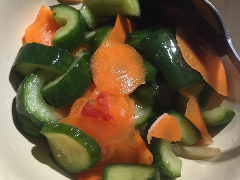 夏日清爽 涼拌小黃瓜