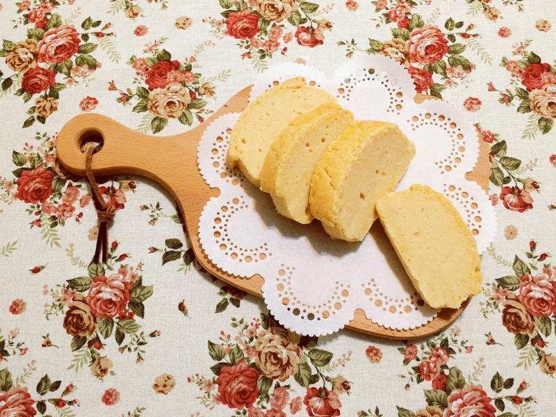清爽無負擔の嫩豆腐蛋糕:低糖少油無水無奶