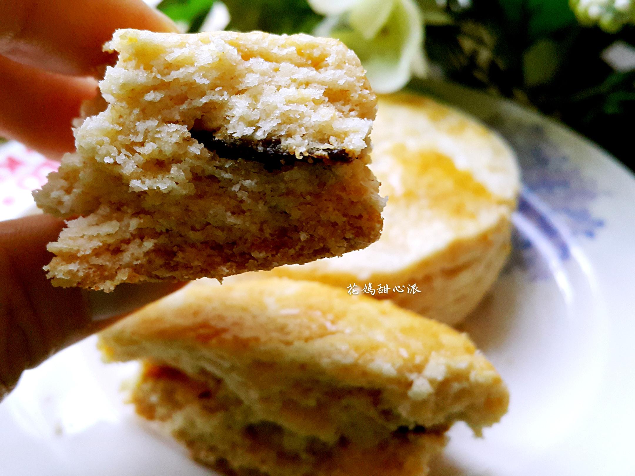 果乾奶油酥餅