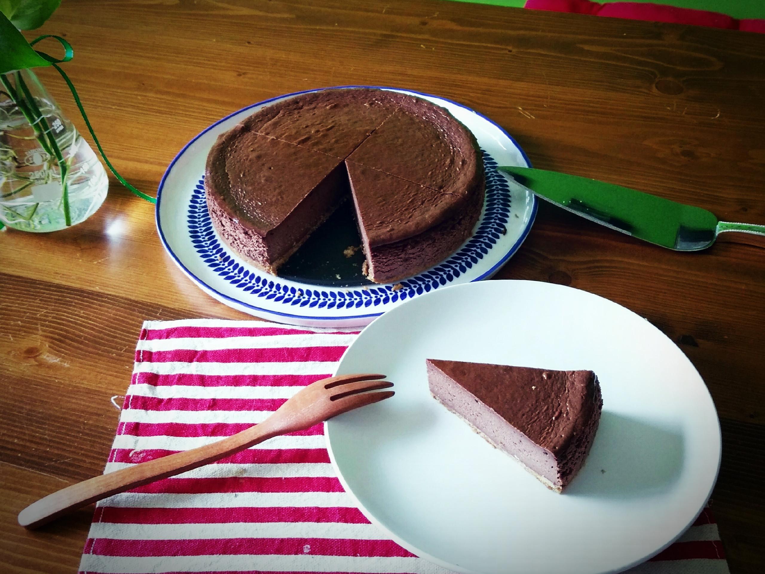 72%巧克力乳酪蛋糕