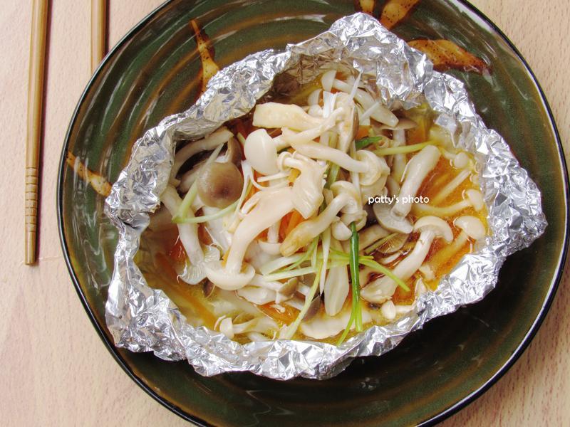 鯛魚雙菇燒【好菇道美味家廚】
