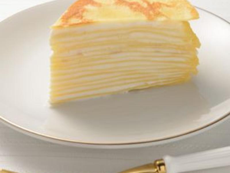 【Tomiz小食堂】牛奶千層蛋糕