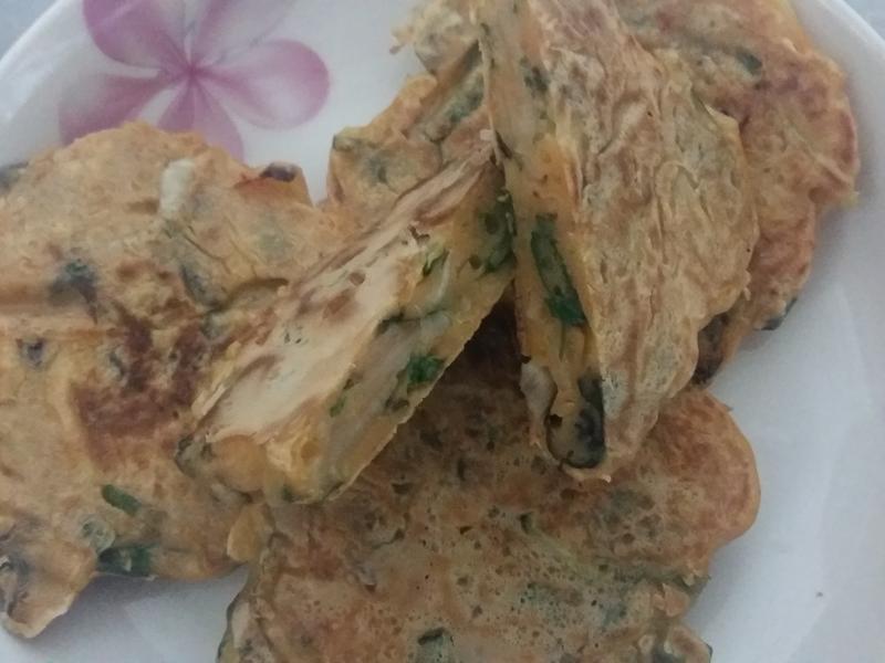 mini泡菜煎餅