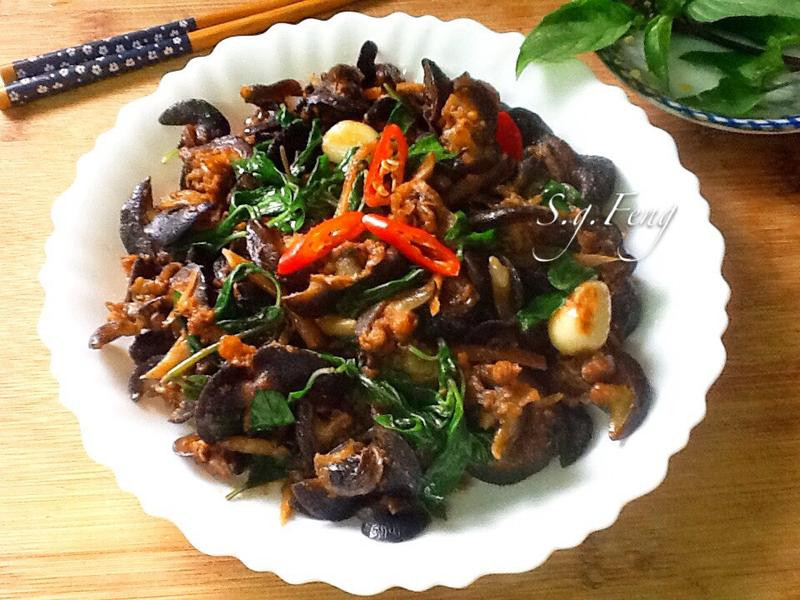 塔香沙茶螺肉