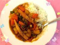 番茄蔬菜燴飯