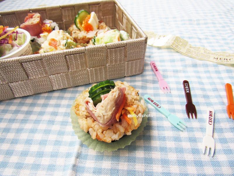 飯糰杯野餐盒【小七野餐趣】