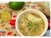 檸夏菇菇鮮筍湯
