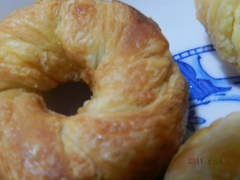 ㄚ曼達的廚房~簡易丹麥甜甜圈