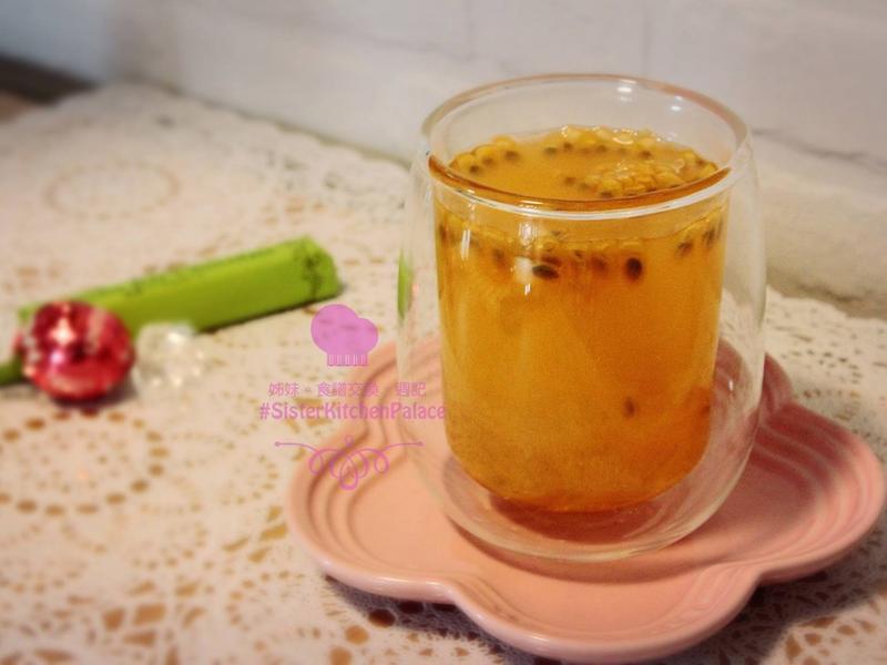 百香果QQ綠茶