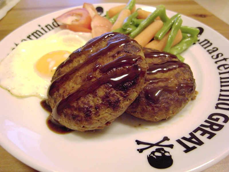 【妮小娜隨性煮】日式漢堡排