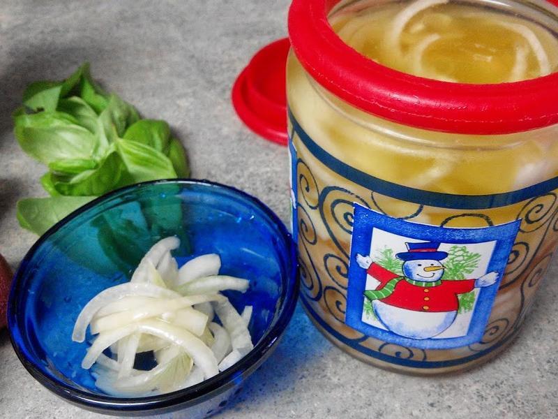 日式油醋醃洋蔥