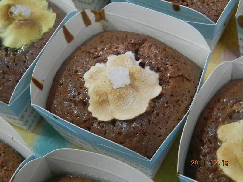 ㄚ曼達的廚房~巧克力瑪芬