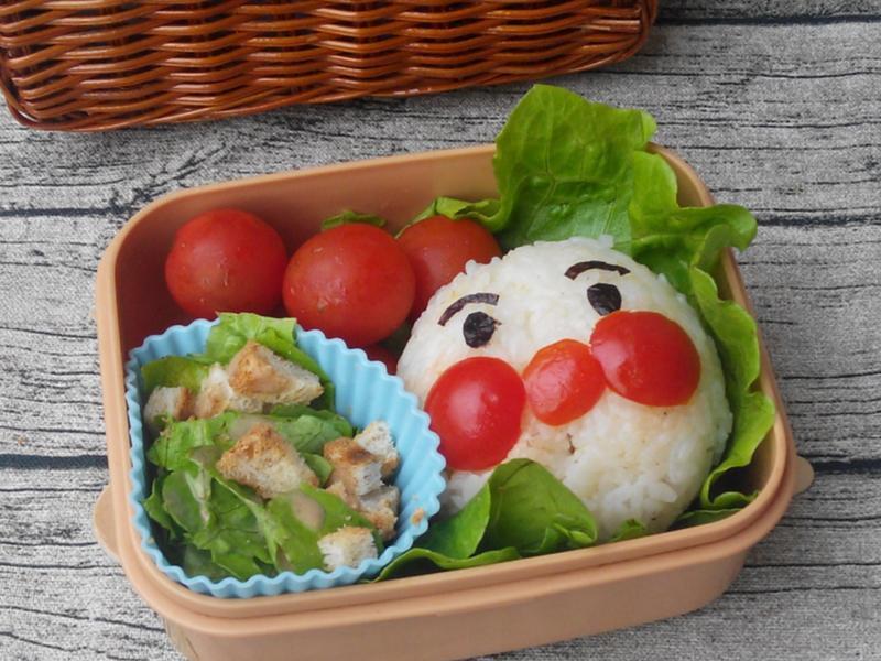 麵包超人野餐飯糰便當【小七野餐趣】