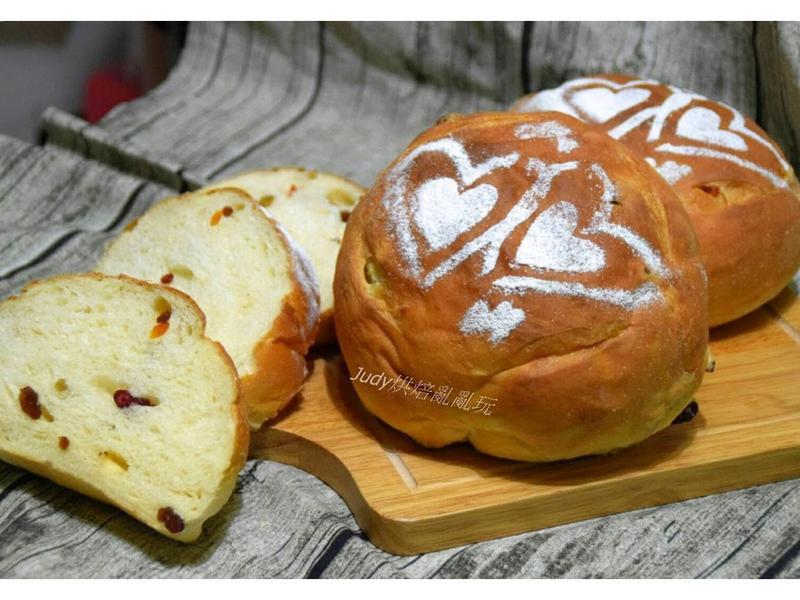綜合果乾麵包