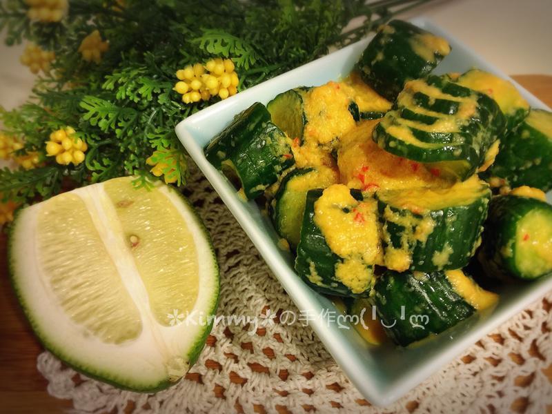 小黃瓜黃金泡菜