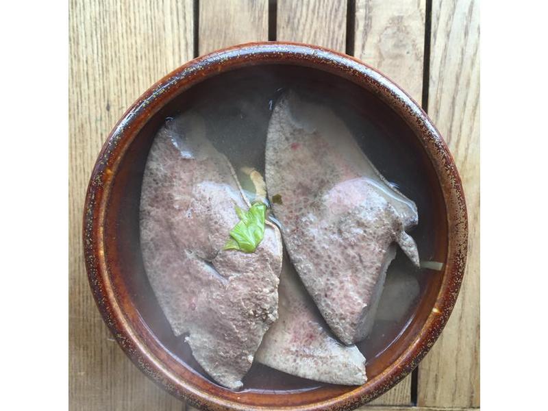 [深夜食堂] 軟嫩豬肝湯