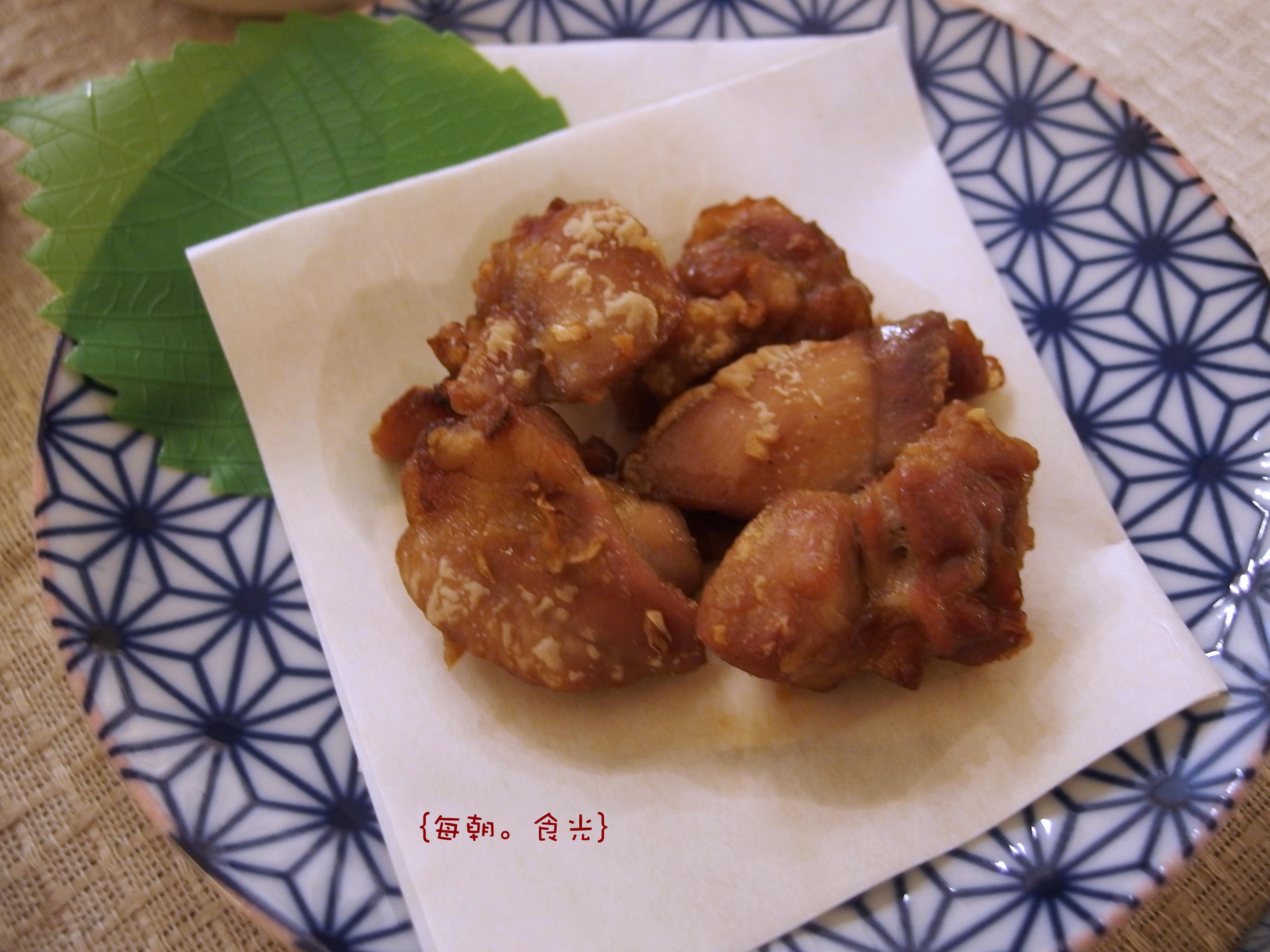 烤箱版~日式炸雞 (から揚げ)