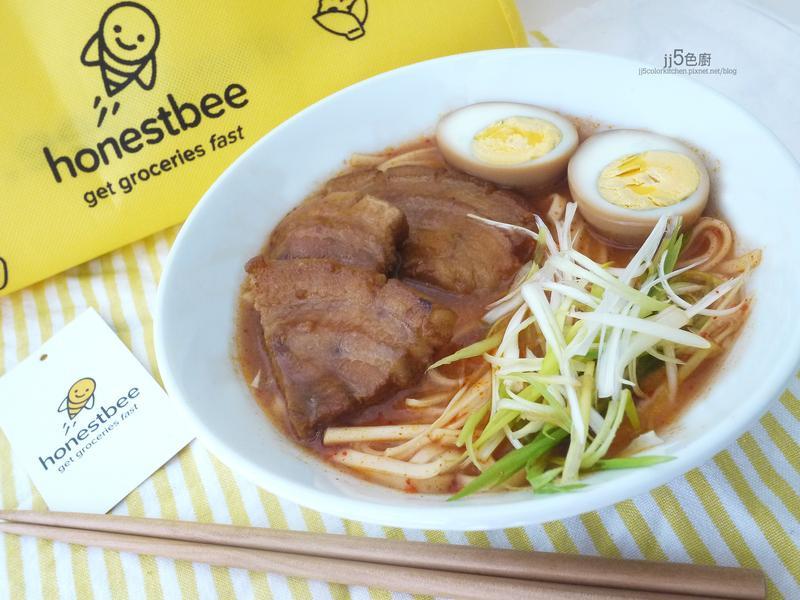 日式辣味噌叉燒麵【搶鮮料理懶廚房】