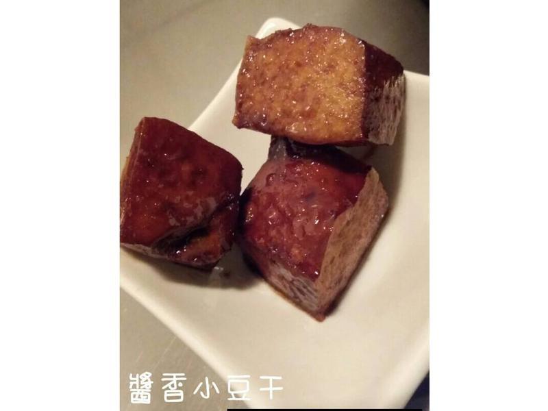 豆製品☆醬香小豆干