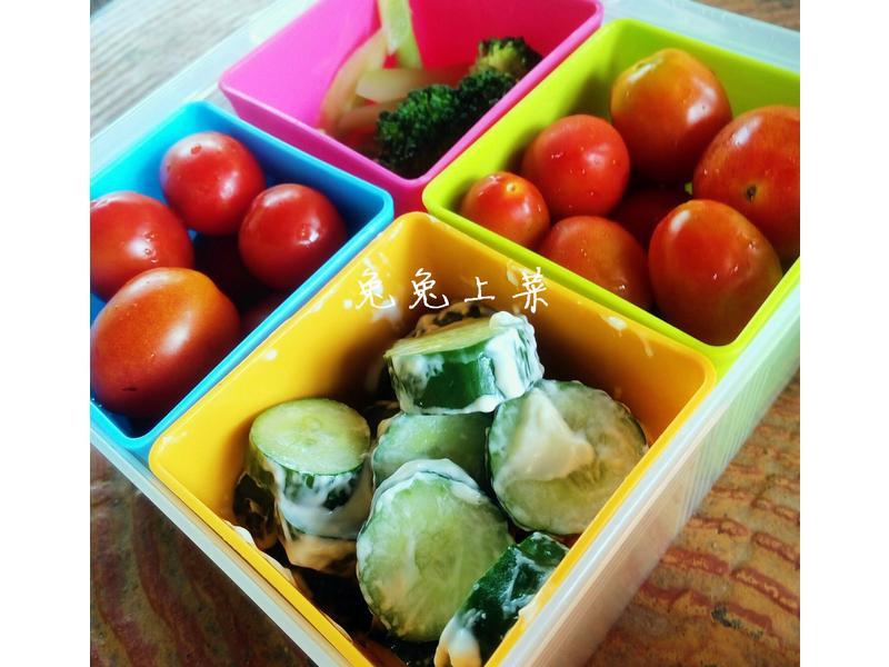 輕蔬果野餐盒