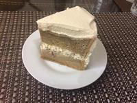 咖啡核桃慕斯蛋糕