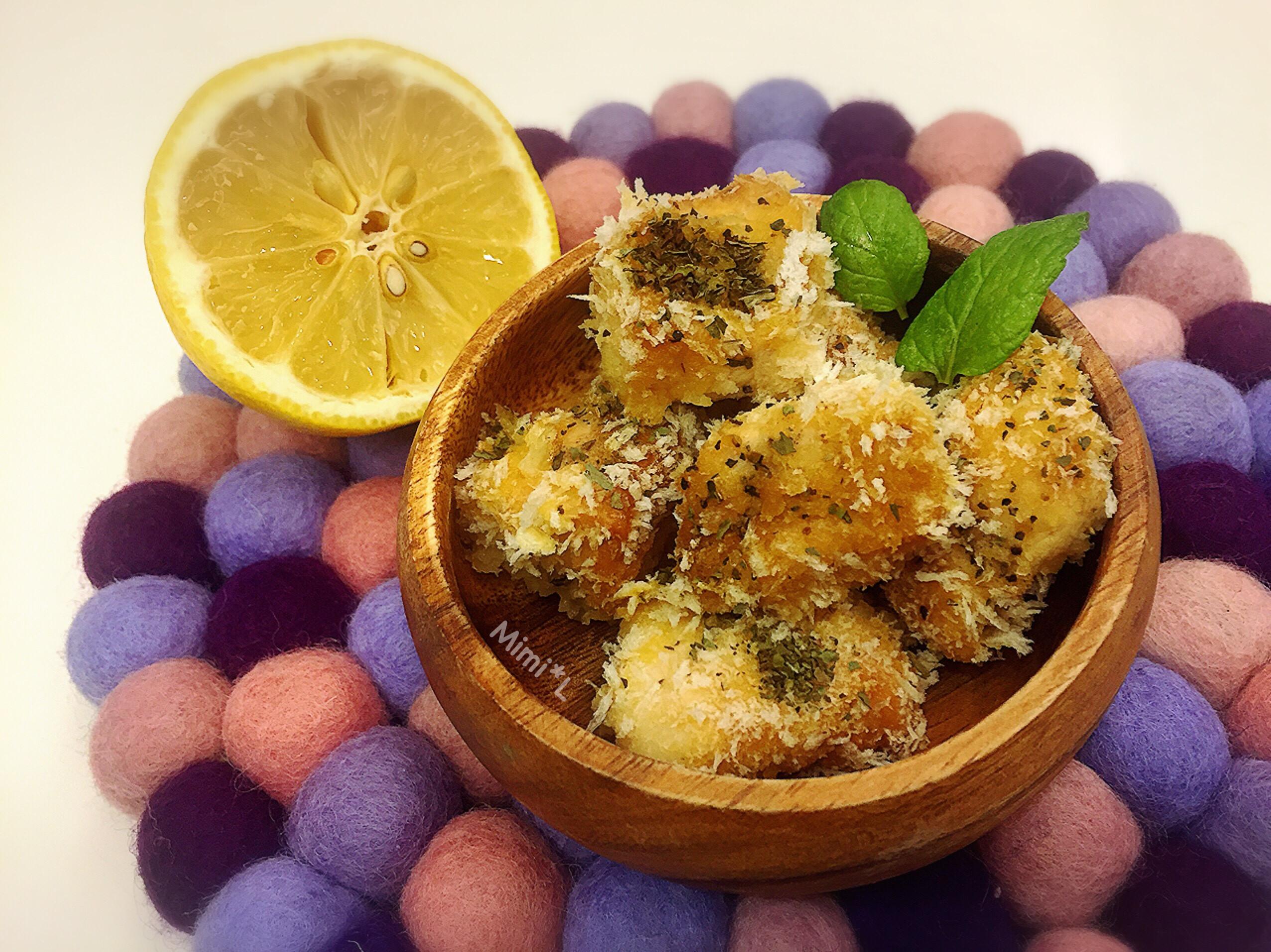 檸檬蜂蜜烤雞塊
